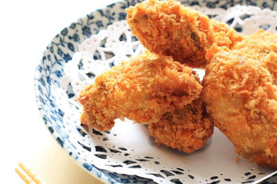 Beignets d'huîtres à la japonaise