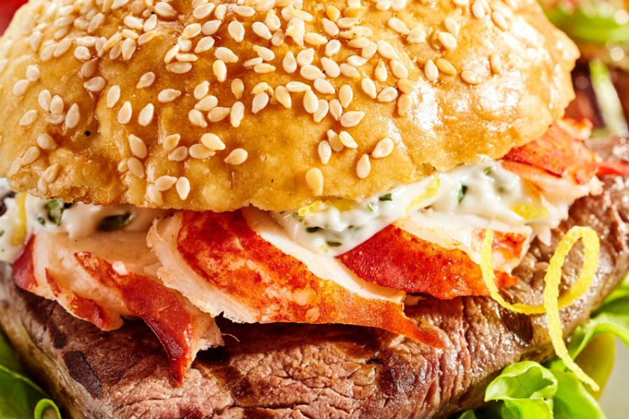 Burger au Homard